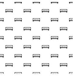Conditioning split system pattern vector