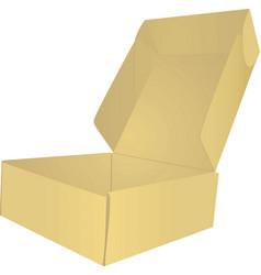 open box vector image