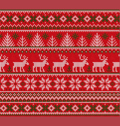 ugly sweater merry christmas happy new year vector 32331997
