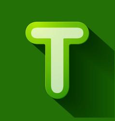 Volume icons alphabet t vector