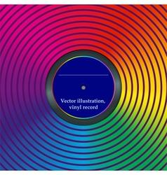Rainbow envelope for vinyl vector