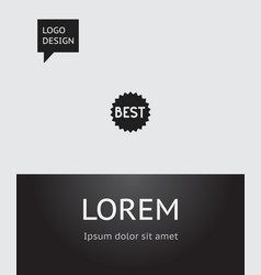 of shopping symbol on best vector image
