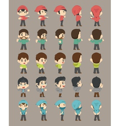 Winter collection character vector