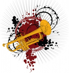 tube music vector image vector image