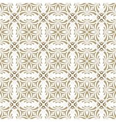 Seamless Vintage Color Pattern vector image