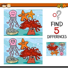 Game of differences vector