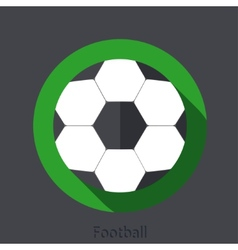 football element design vector image