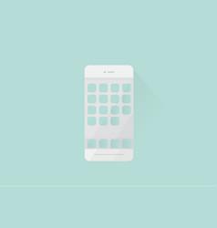 phone app icon vector image