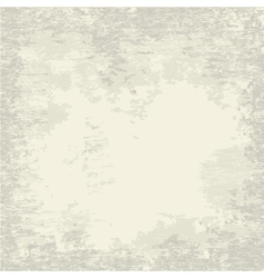 Watercolor aging paper texture vector image vector image