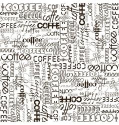 coffee advertising vector image