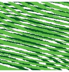 abstract green zig-zag strip stock vector image vector image