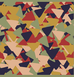 abstract geometric background with colorful vector image