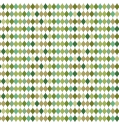 textile pattern green decoration icon vector image