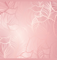 abstract vintage seamless damask pattern rose vector image