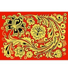 Russian ornament vector image