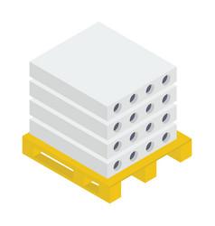 Concrete stone vector