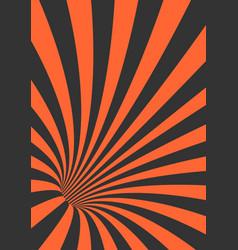 Spiral tunnel vortex motion striped tunnel vector
