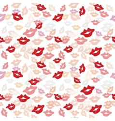 Lips seamless vector image