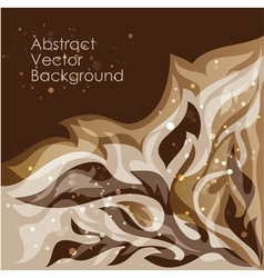 Festive background abstract vector image vector image