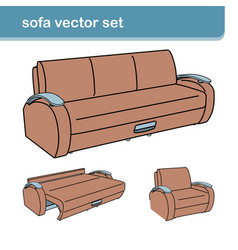 Curves of sofa1 vector