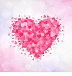 Day of Valentine vector image
