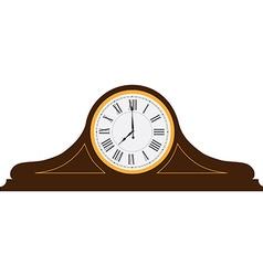 Table clock vector