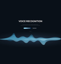 Voice recognition system and personal assistant vector