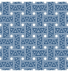 weave pattern vector image