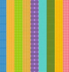 native pattern vector image