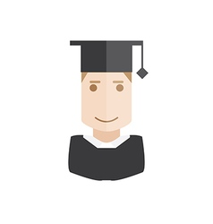 Student avatar vector