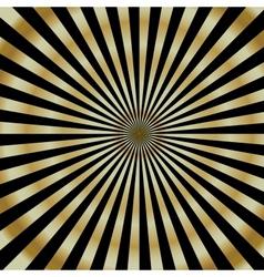 Abstract Background Golden Starburst eps10 vector image vector image