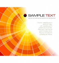 bright background vector image vector image