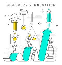 Discovery innovation vector
