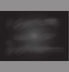 black board or blackboard no frame vector image