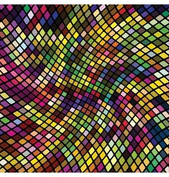 Swirl colorful abstract background vector image vector image