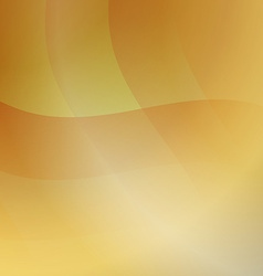 Background abstract Gold vector image