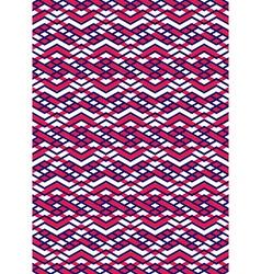 Bright rhythmic textured endless pattern symmetric vector