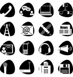 communication vector image