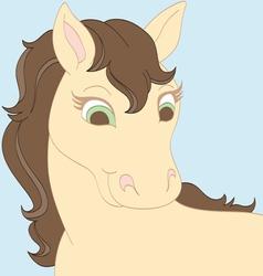 Cute Pony vector
