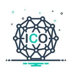 Ico initial vector