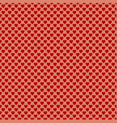 Seamless heart pattern background - valentines vector