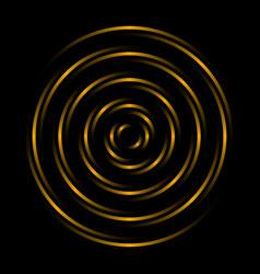 Golden spiral target vector