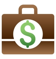 Accounting Gradient Icon vector image