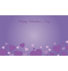 Collection of love valentine backgrounds vector