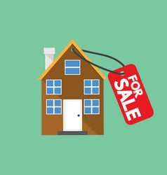 property for sale vector image