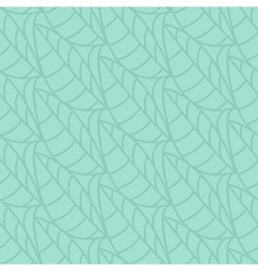 Seamless pattern of leaves background vector