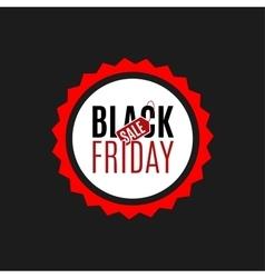Black Friday sale design template Creative banner vector