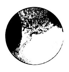 grunge border stamp vector image