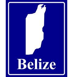 Belize vector