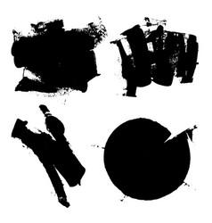 grunge texture 005 vector image